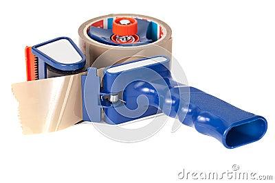 Sticky tape dispensr