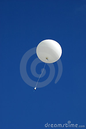 Stigande ballongväder