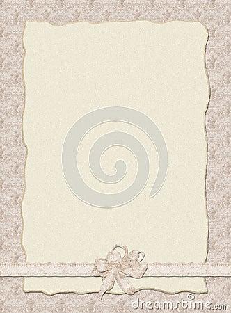 Stilish Wedding invitation