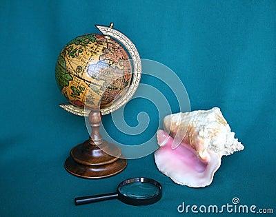 Still Life with Globe