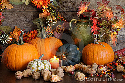 Thanksgiving harvest pictures