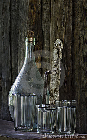 Still life - old things