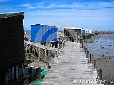Stilt Pier VI