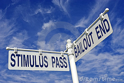 Stimulus pass and bailout end