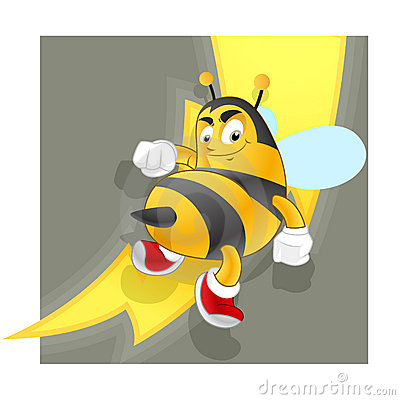 Stinger Bee