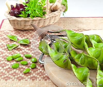 Stink beans herb