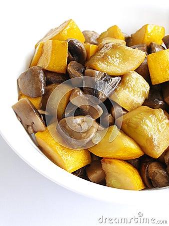 Free Stir Fried Organic Vegetarian Stock Photos - 5406003