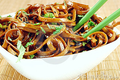 Stir Fried Udon