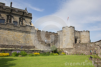 Stirling Castle Editorial Stock Image