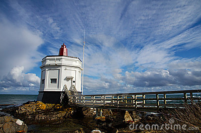 Stirling Point Lighthouse, Bluff