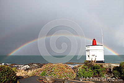 Stirling Point Rainbow