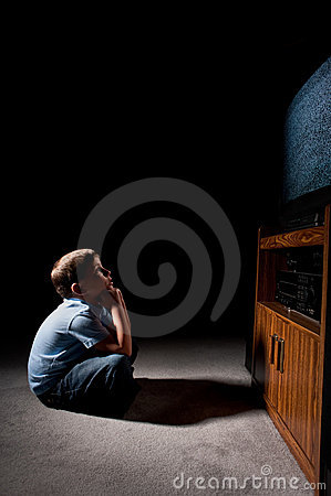 Stirrig television