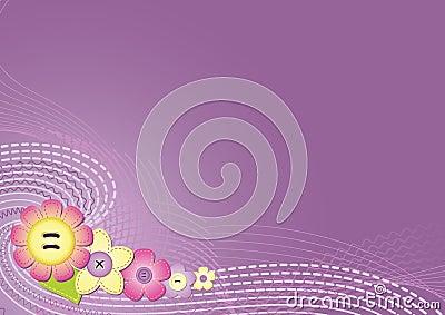 Stitch - background