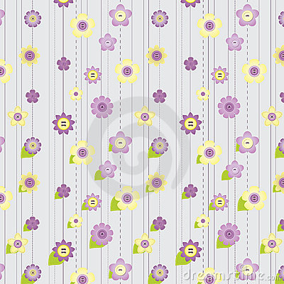 Stitch - seamless pattern1