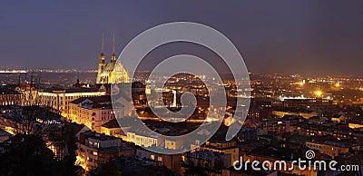Brno panorama