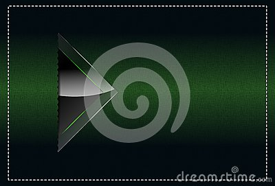 Stitched Textile and sparks theme background template