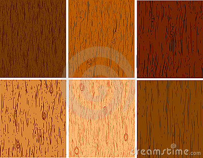Ställ in strukturer trä