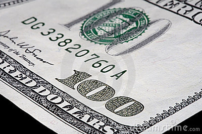 Sto dolar rachunki