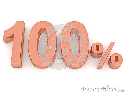 Sto procentów