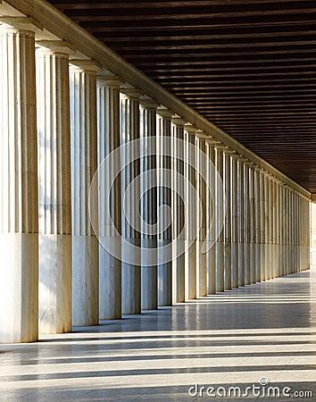 The Stoa, Athens