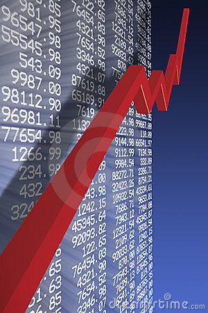 Free Stock Exchange Royalty Free Stock Image - 7183316