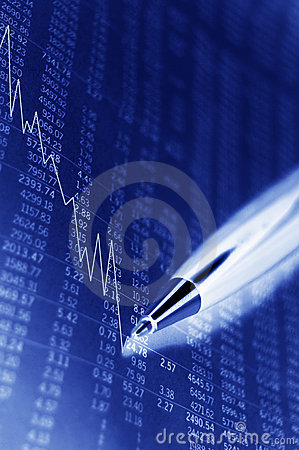 Free Stock Market Stock Image - 13216301