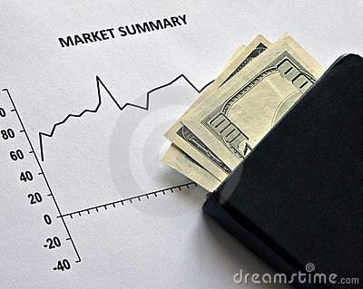 Stock Market and dollars