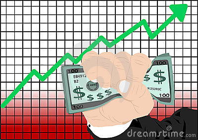 Stock market increase