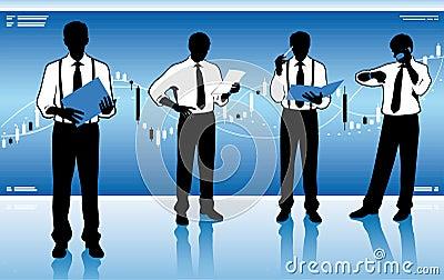 Stock market team