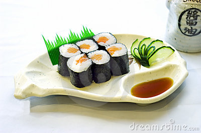 Stock Photo Japanese Food, Mak
