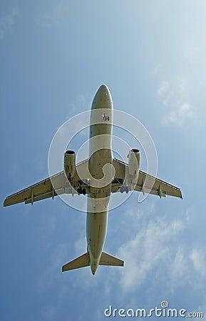 Free Stock Photo Of An Aeroplane Royalty Free Stock Photo - 2735285