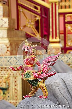 Stock Photo: Thai Creatures