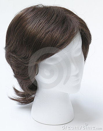 Stock Photo of Wig