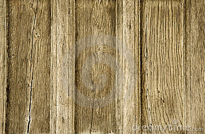 Stock photo wooden door background