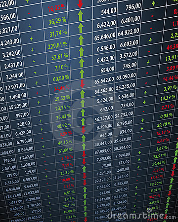 Free Stock Prices Royalty Free Stock Images - 10074169