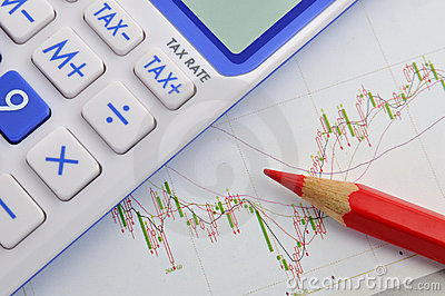 Stock and tax calculation