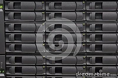 Stockage de réseau