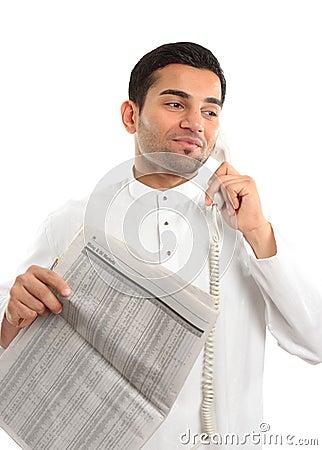 Stockbroker or Businessman
