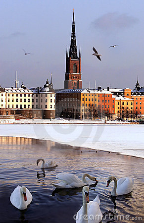Free Stockholm Royalty Free Stock Photography - 505067