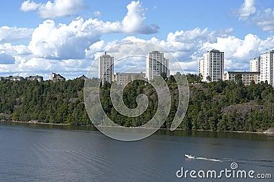 Stockholm Coastline Condominiums