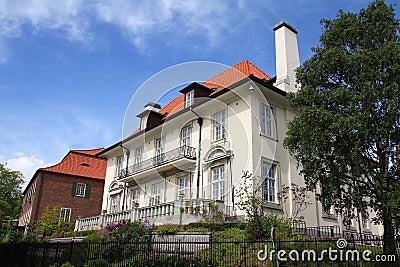 Stockholm-Grenzstein
