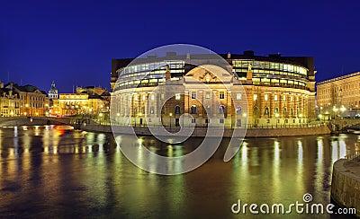 Stockholm, Rigsdag