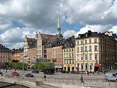 Stockholm s Old Town