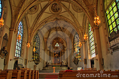 Stockholm State Cathedral