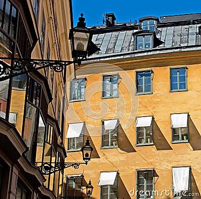 Stockholm. Sweden. Gamla Stan