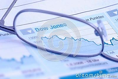 Stocks and glasses