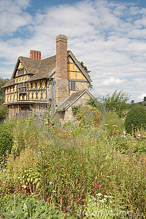 Stokesay Castle Gatehouse