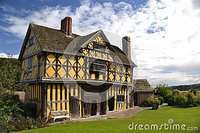 Stokesay Castle Gatehouse - Shropshire