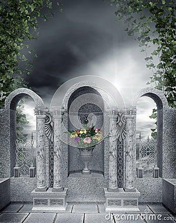 Stone altar 1