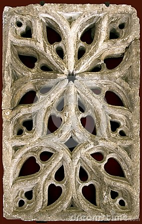 Stone architectural ornament